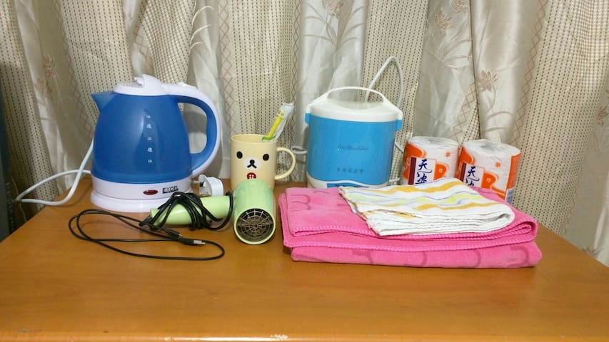 The Favorite of the Backpackers - Sham Shui Po - Apartemen