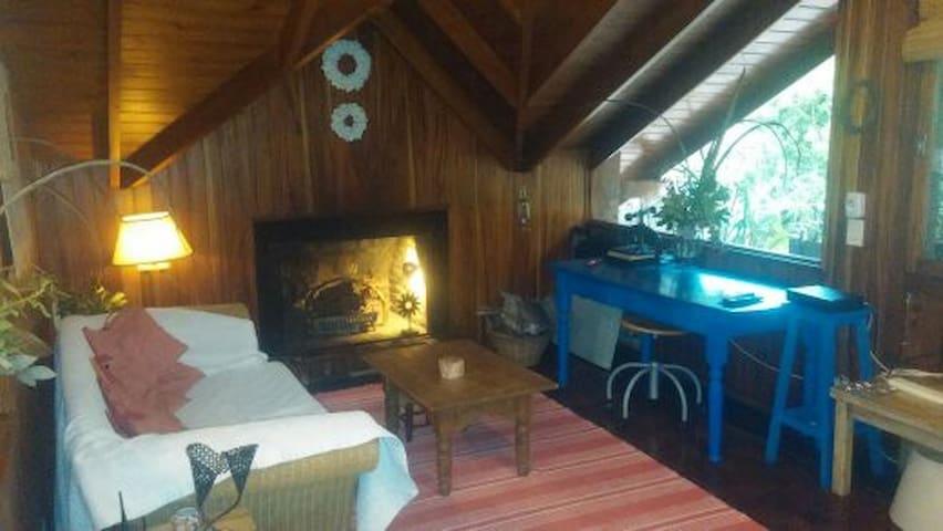 En el invierno te da ganas de estar cerca de un hogar que te de calor