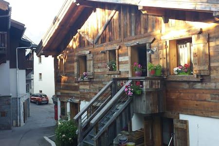 Appart cosy dans le village de St Bon Courchevel