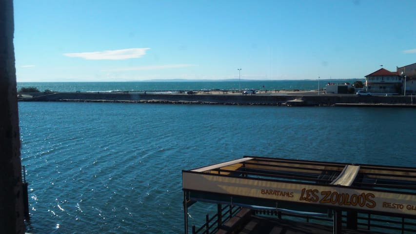 APPARTEMENT T3 VUE MER 50 M2 NEUF - Agde - Apartment