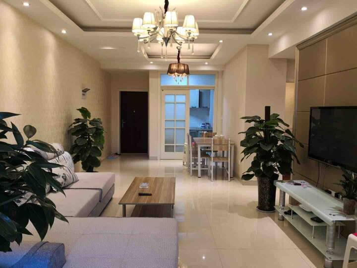川北医学院新区美宇凤凰城温馨两居室