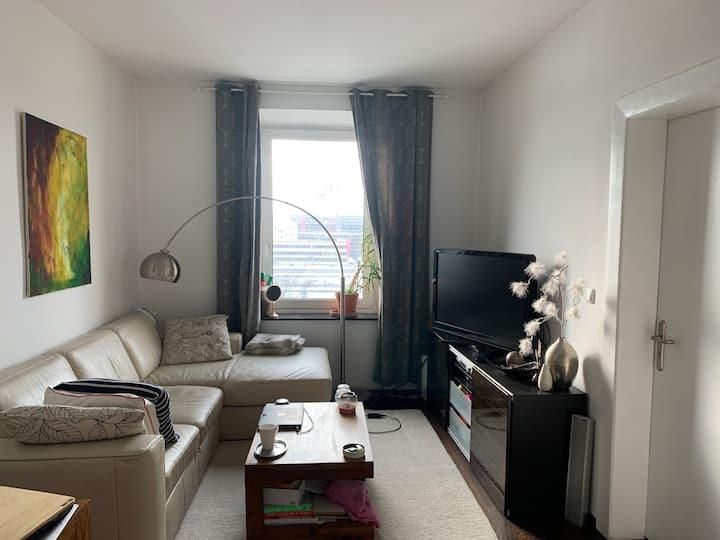 Exklusive 2 Zimmer Wohnung in Haidhausen