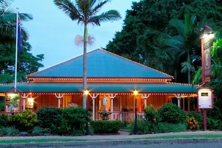 Eden House Retreat - Yungaburra