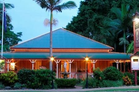 Eden House Retreat - Yungaburra - Hotel butikowy