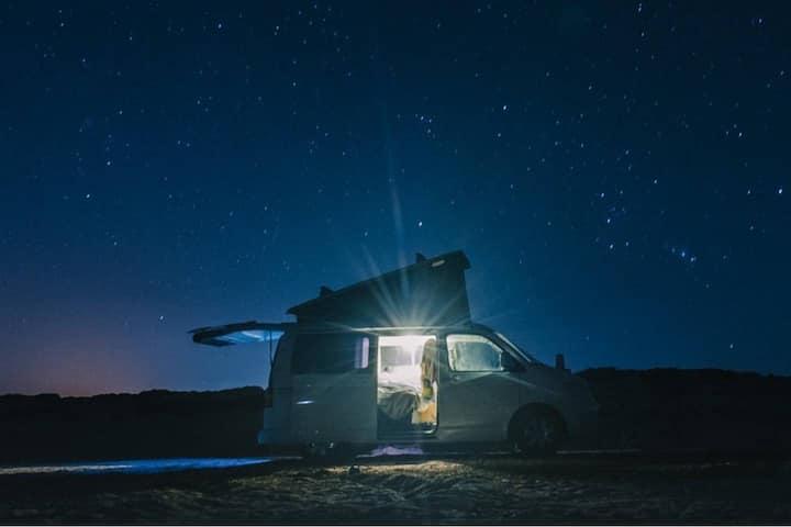 VW California T5 - Fuerteventura #Free-Style