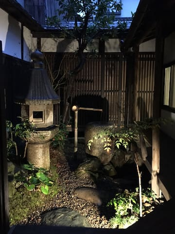 Comfortable & great 130 Years Old Japanese house! - Higashiyama Ward, Kyoto - House