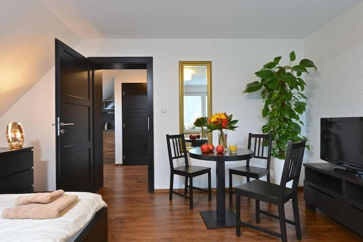 Studio with kitchen 294/6 Breakfast included