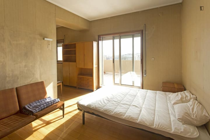 Lovely double room in the vibrant Porto downtown - Porto - Apartmen