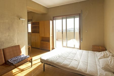 Lovely double room in the vibrant Porto downtown - Porto - Appartement