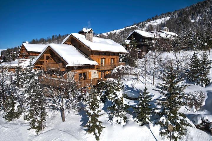Chalet La Foret at Auvergne-Rhône-Alpes
