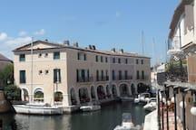 Appart climatisé, Golfe de St Tropez, 4 personnes
