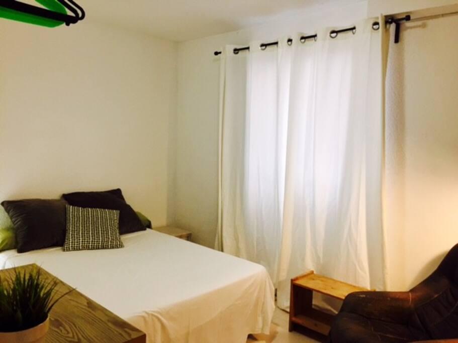 Big comfortable room