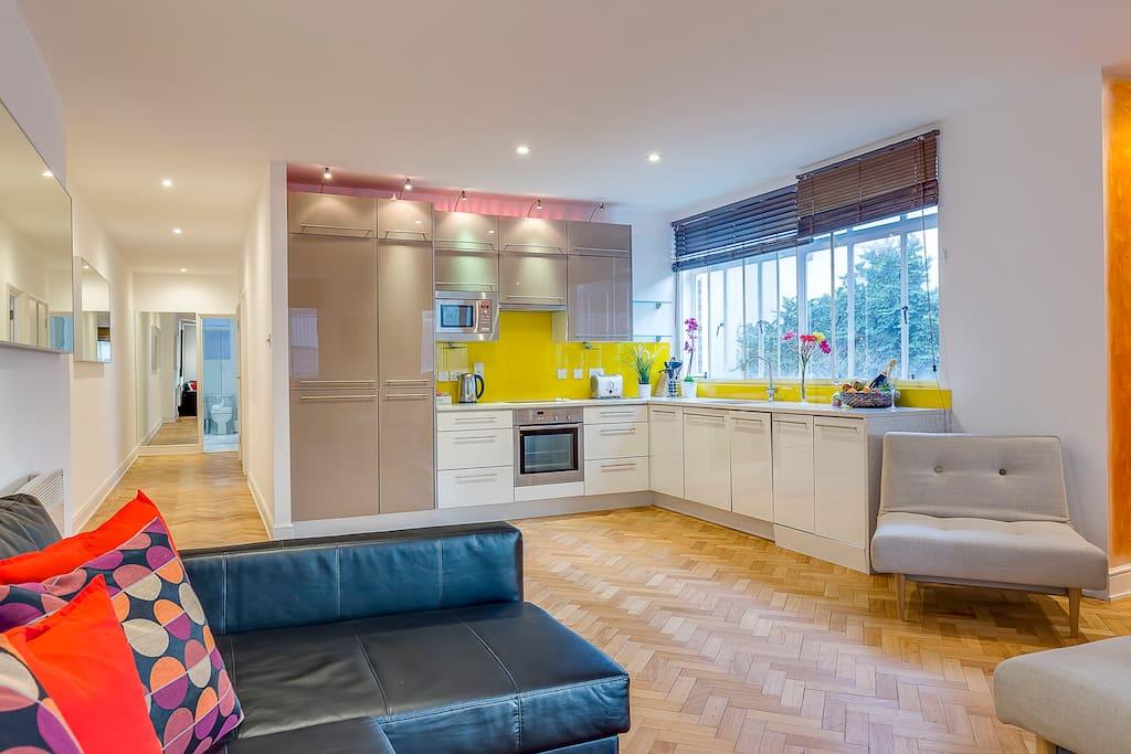 Luxurious large apartment near london eye appartamenti in affitto a londra inghilterra - Posto letto a londra ...