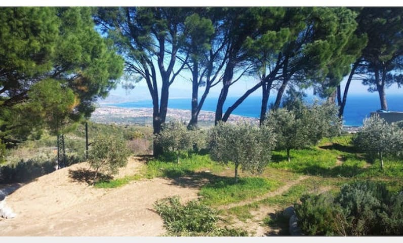 Breathtaking view - sea & mountain - Sant'Andrea Apostolo dello Ionio - Apartment