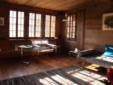 Retreat im Berner Oberland