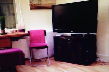 Cozy studio with mood lighting - San Zeno Naviglio - Daire