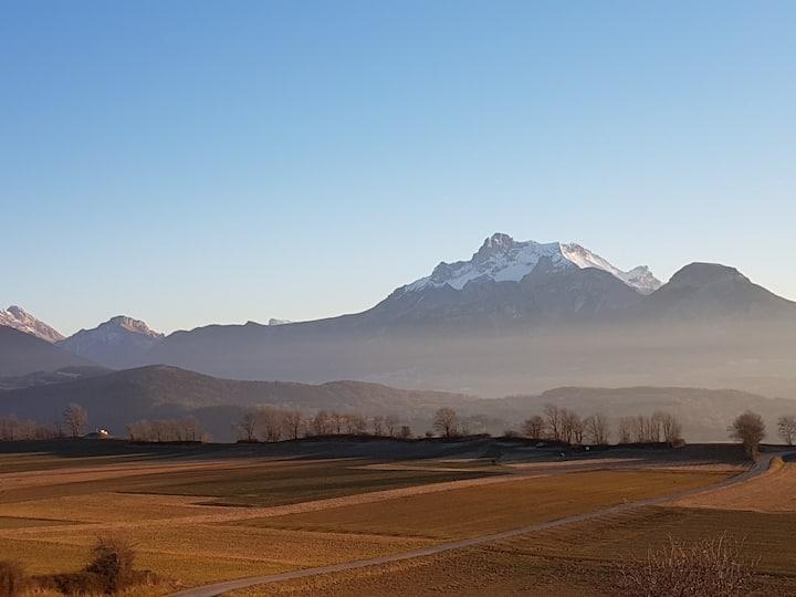 Studio des Alpes