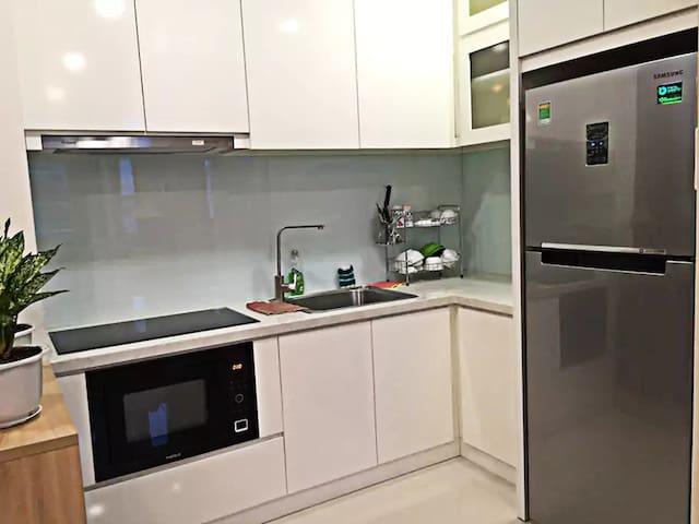 Căn hộ chung cư 32AB Hẻm C3 Phạm Hùng Bình Hưng