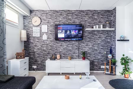 Amazing  apartment in Oulu (Long/short-term stay)
