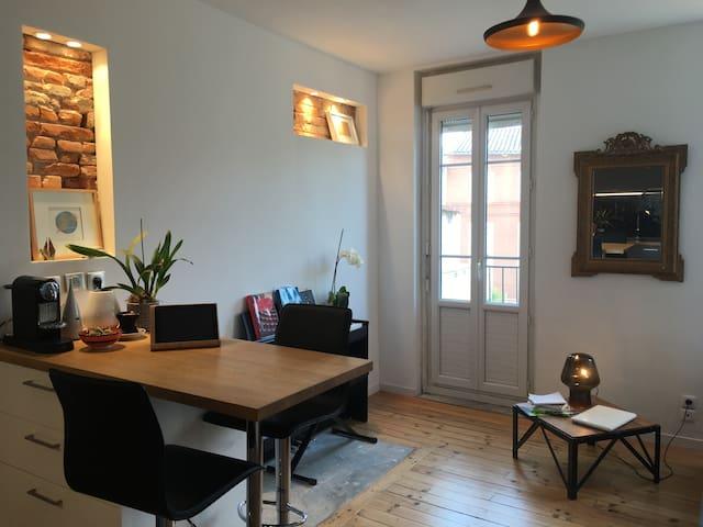 Appartement hyper centre Toulouse