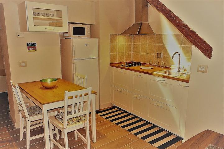Appartamento nel borgo centro storico di Todi