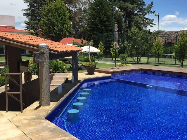 Casa de campo - El Oasis Valsequillo - Casa