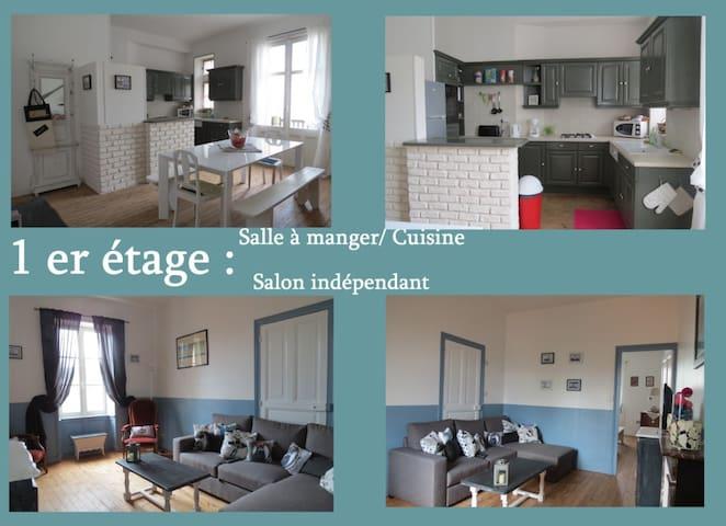 Appartement 100 mètres de la plage - Les Sables-d'Olonne - Apartamento