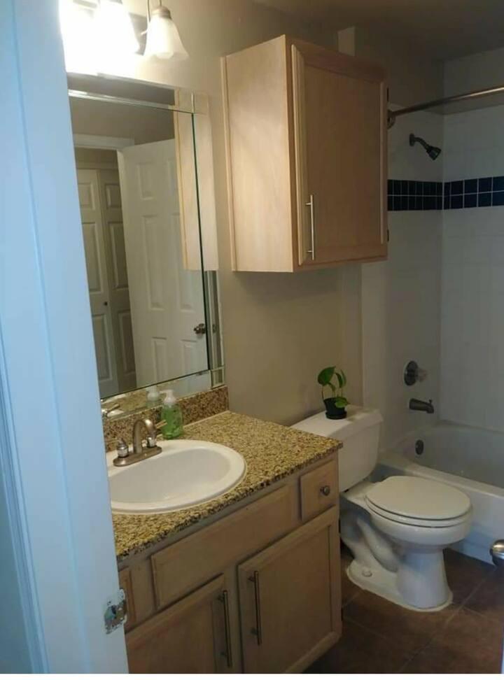 Habitación privado con baño propio