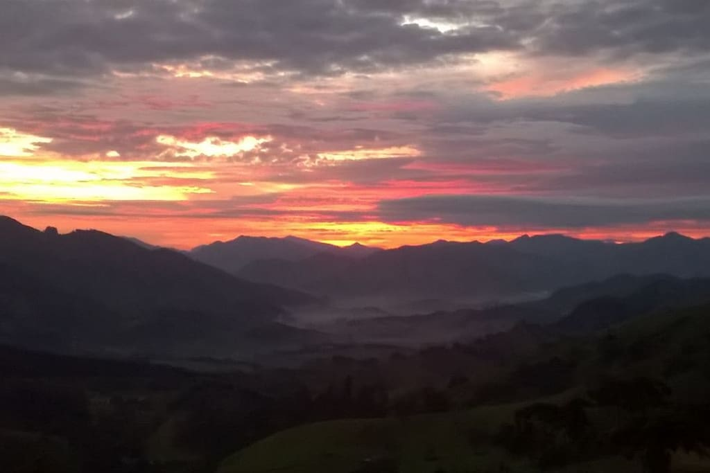 outro amanhecer...