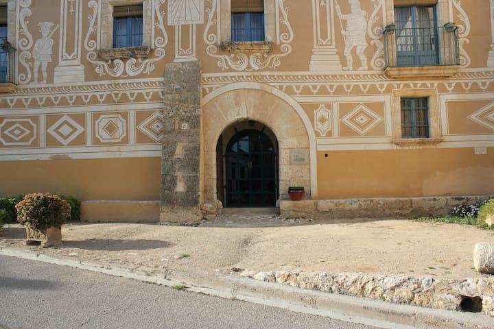 Maravillosa Casa Museo Cal Gener 8PAX - Les Peces - Casa