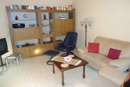 Schöne ruhige 3 Zimmerwohnung in Gentilino/Lugano - Collina d'Oro / Gentilino