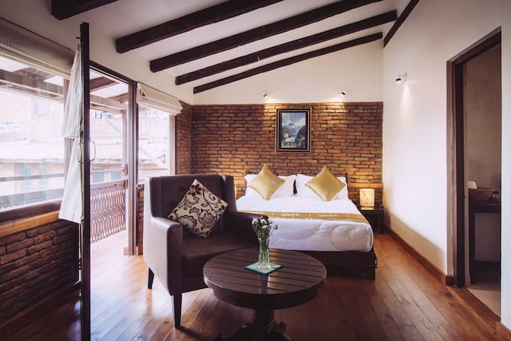 Deluxe Apartment by the narrow streets of Patan
