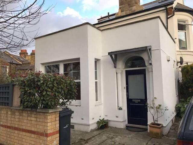 Modern Studio House in Balham - Londra - Loft