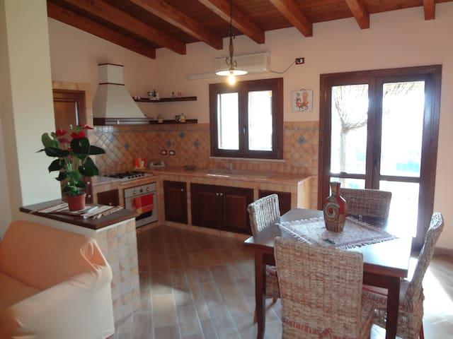 Bellissimi appartamenti sul golfo di Castellammare - Trappeto - Rumah