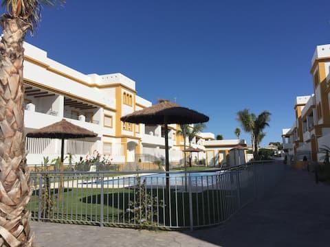 Apartamento completo nuevo a 500m de la playa