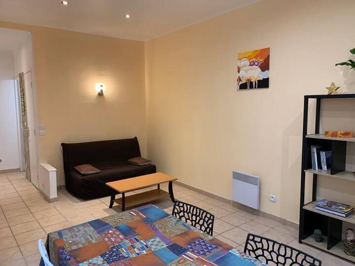 Appartement  T2 complet et indépendant