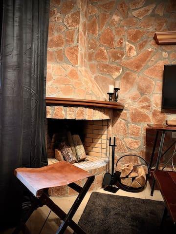 Mountain village apartment, Arachova