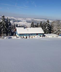 Auf dem Land im Allgäu - Weiler-Simmerberg