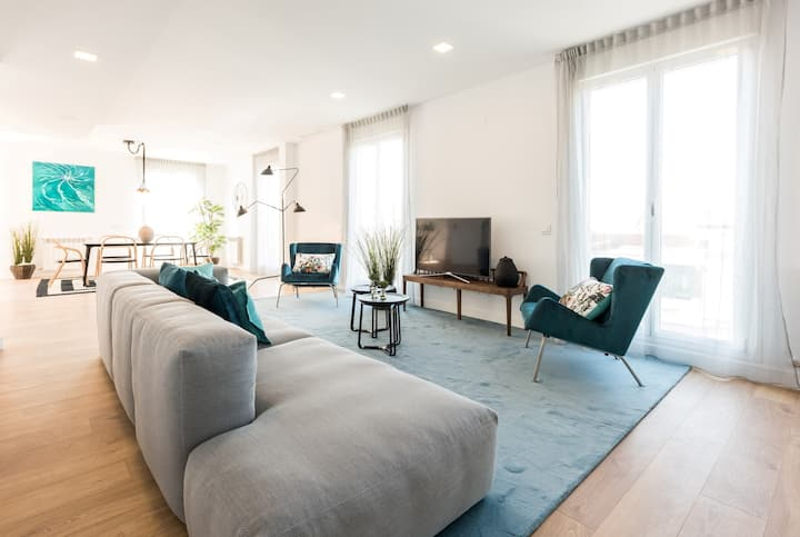 Be Mate Plaza España Grand Suite Terrace 701