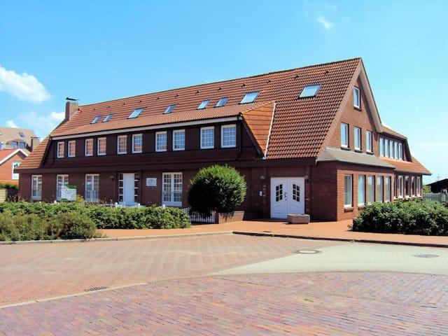Landhaus Gertrude Seehund-Wohnung - Juist - Appartement