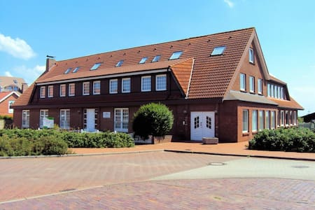 Landhaus Gertrude Seehund-Wohnung - Juist - Apartamento