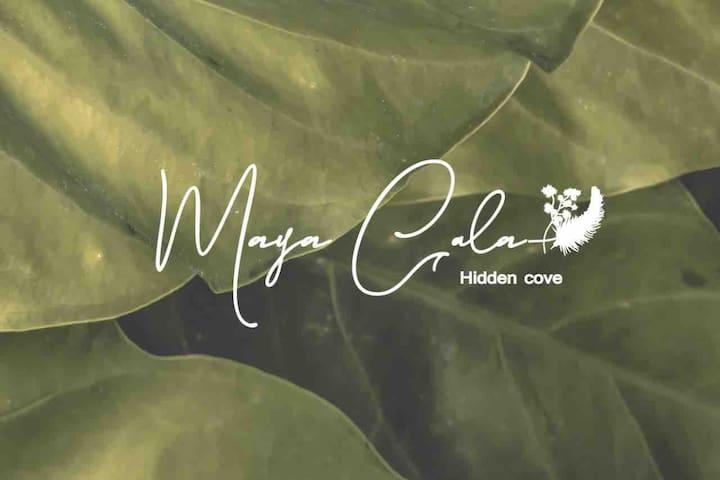 Maya Cala Hidden Cove, lake front CASA/NEST/CASITA