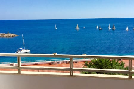 Amazing apartment by the sea WIFI - Roquetas de Mar - Appartement