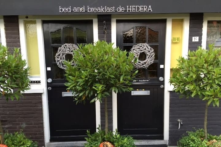 Relaxing stay at Bed and Breakfast de Hedera