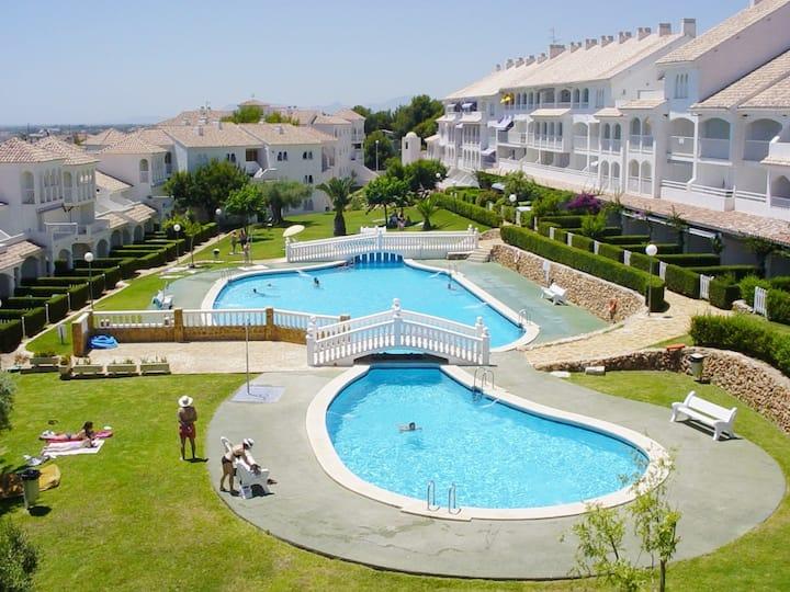 Apartamento con encanto cerca del mar. T12