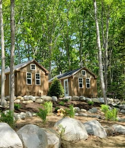 Steamboat Crossing Cabins: #4 Oak Cabin