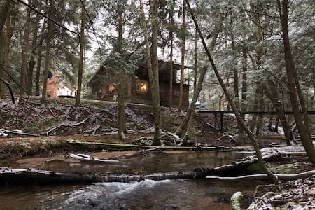 🌲Rustic Run Cabin in the Allegheny National Forest