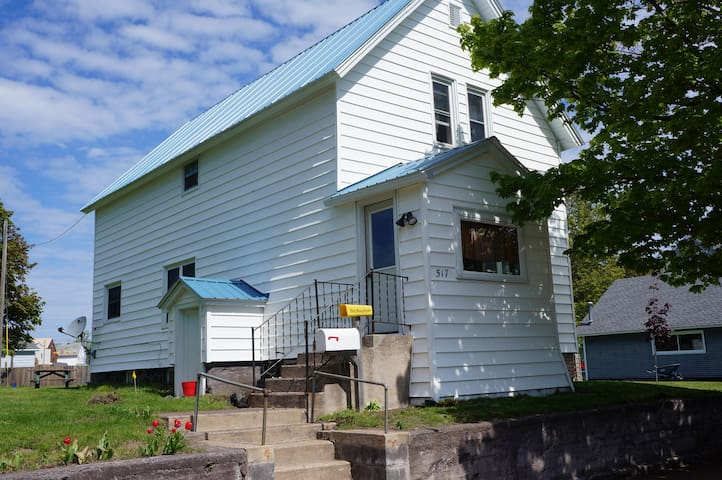 3 bedroom 1880's home in the heart of the Keweenaw