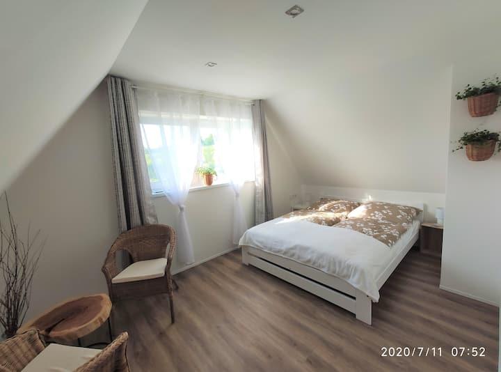 Apartmán Lenka Boršice - zahradní domek
