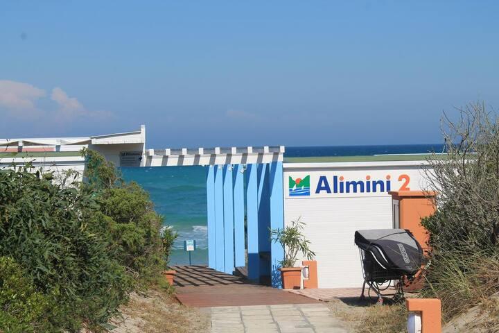Piccolo alloggio in pineta, Otranto